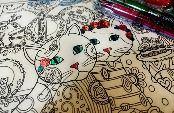 13 reasons why adult coloring is good for you!