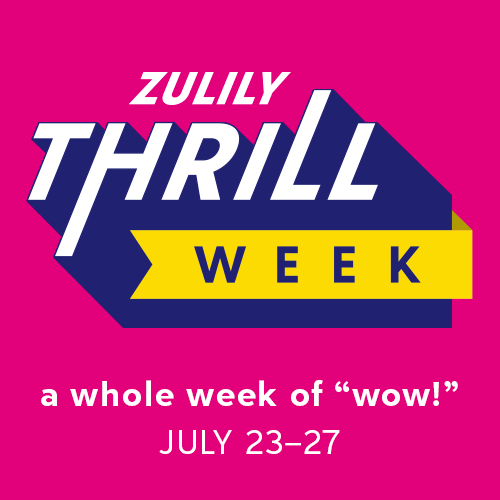 thrill week
