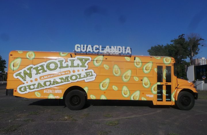 GUACLANDIA IS COMING TO SUMMERFEST IN KIRKLAND!