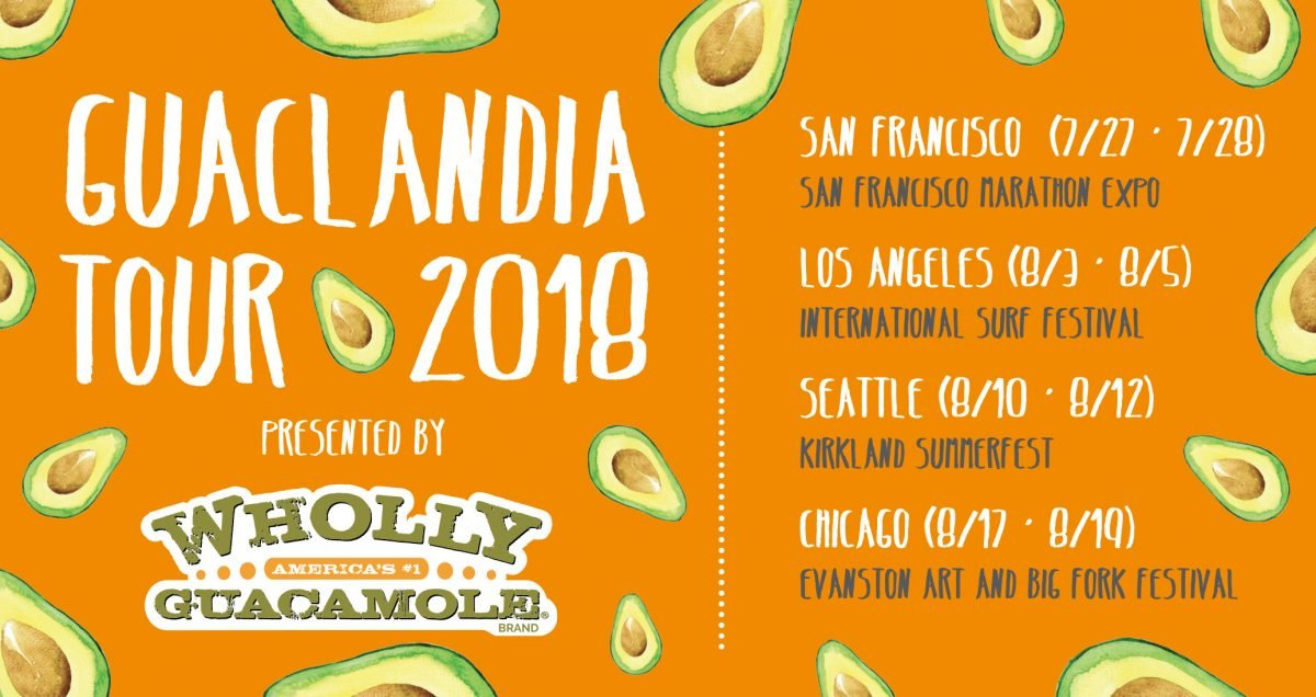 Guaclandia-Tour dates