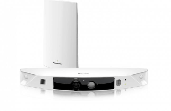 Monitor your Home with Panasonic HomeHawk