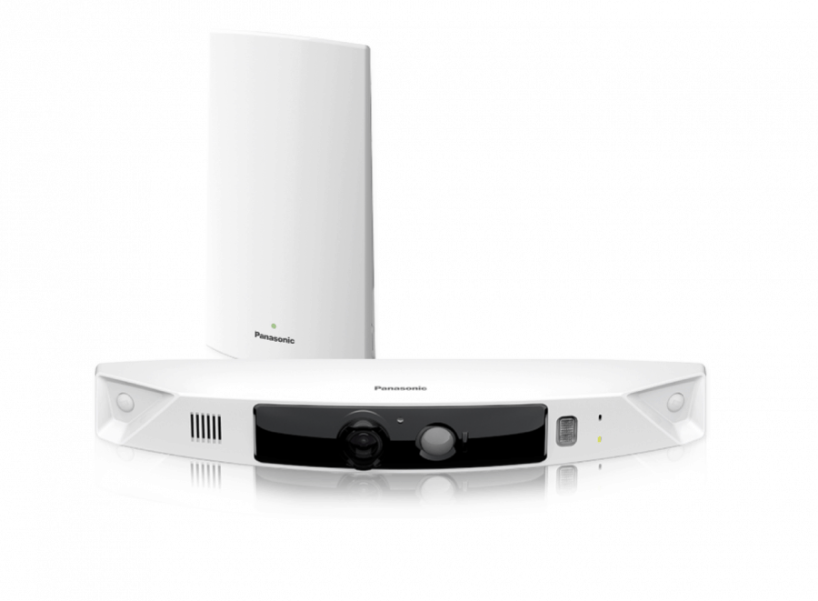 Panasonic HomeHawk wireless security camera