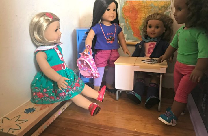 Make an American Girl Doll Bench with Pentel Pop!