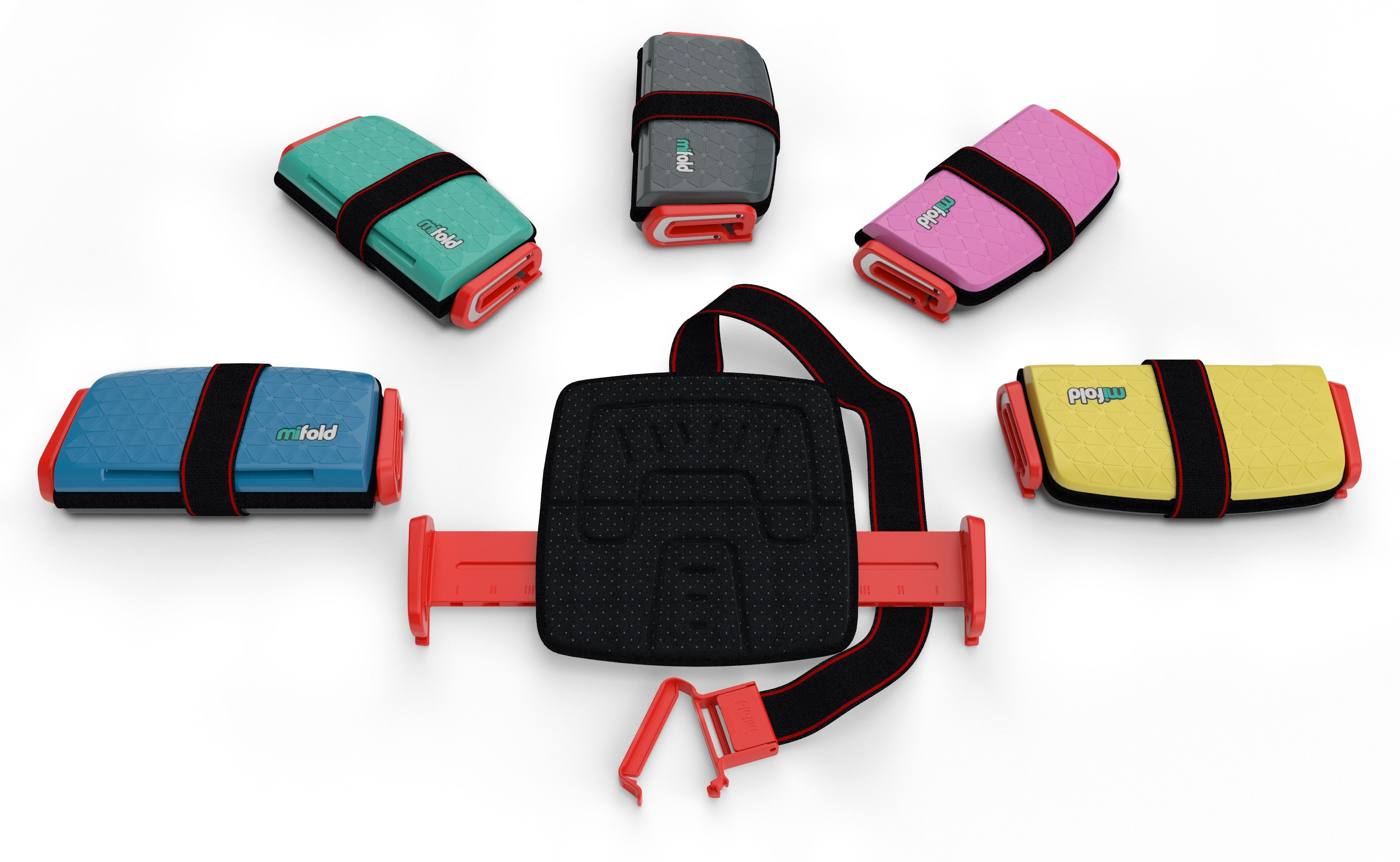 Mifold Car Booster Seat Giveaway Hifold Announcement
