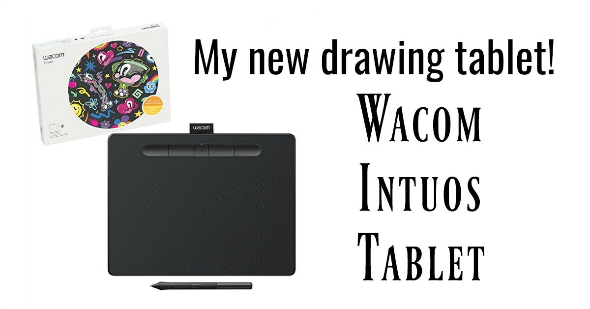 new drawing tablet