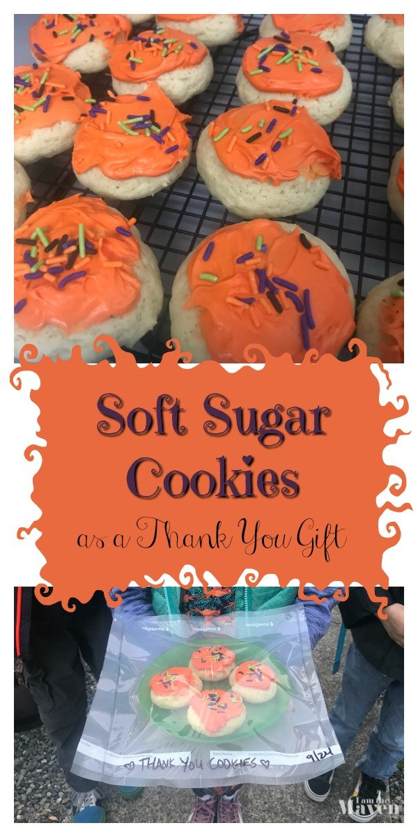soft sugar cookies halloween