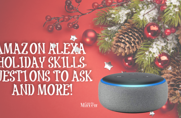 What to ask Alexa at Christmas…
