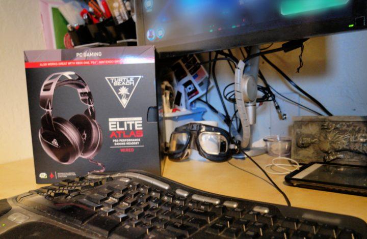 Gift idea: Elite Atlas Pro Performance PC Gaming Headset