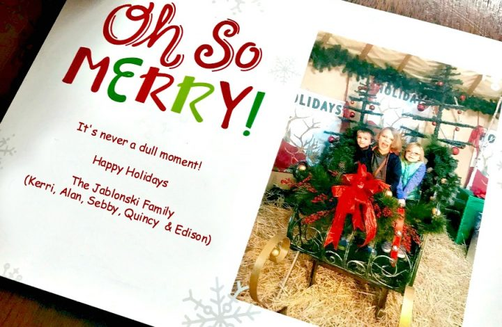 Kodak Moments takes the stress out of holiday cards