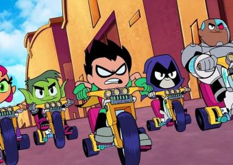 Teen Titans GO! to the Movies available now!