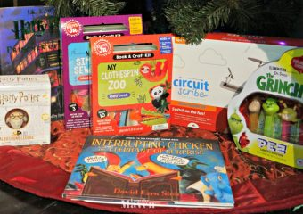 holiday gift ideas for kids under a tree