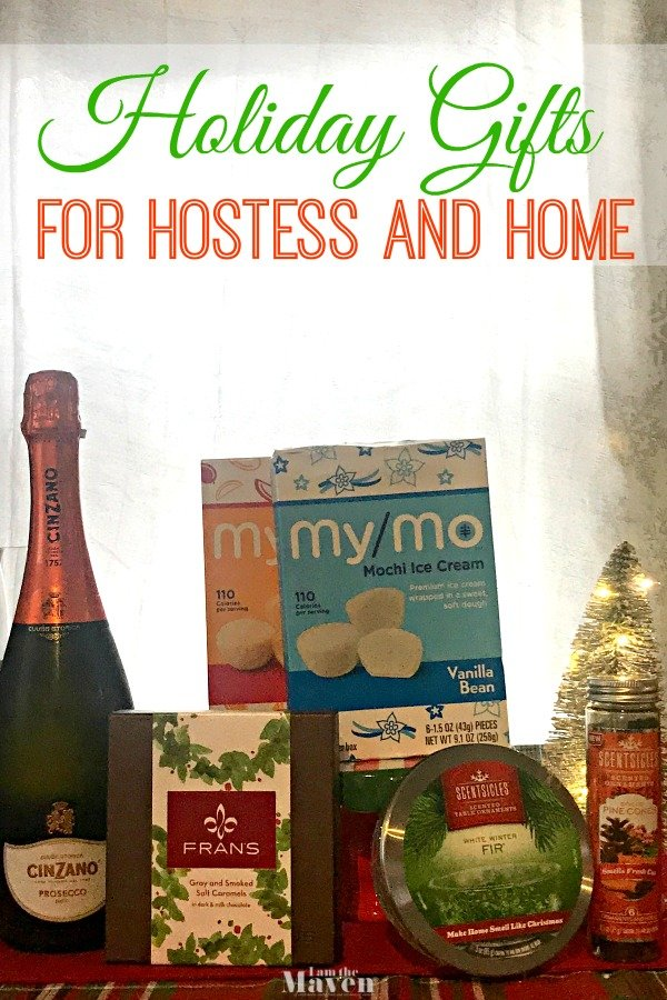 holiday gifts hostess