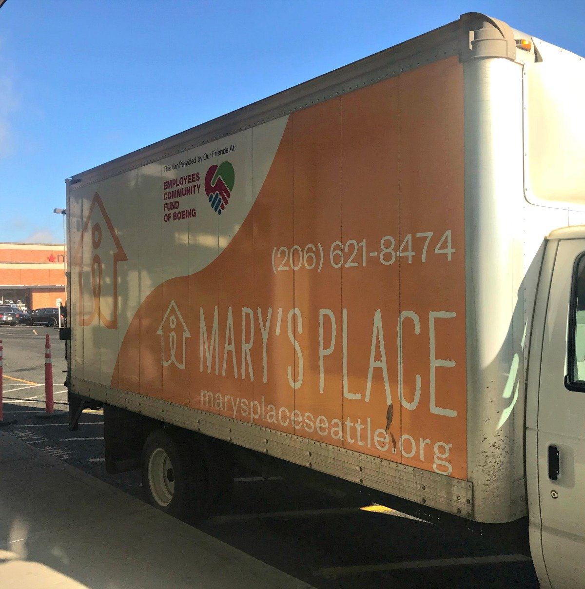 mary's place truck