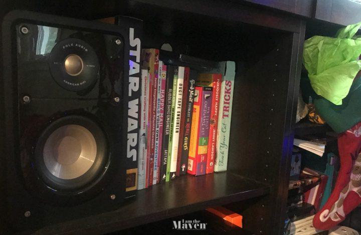 Polk Bookshelf Speakers – Tech Gift Idea
