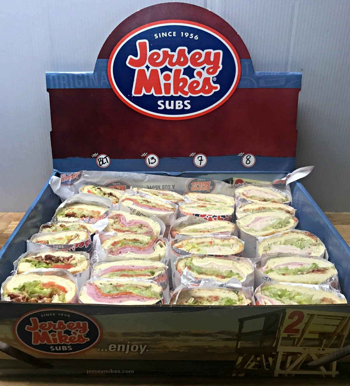 jersey mikes subs
