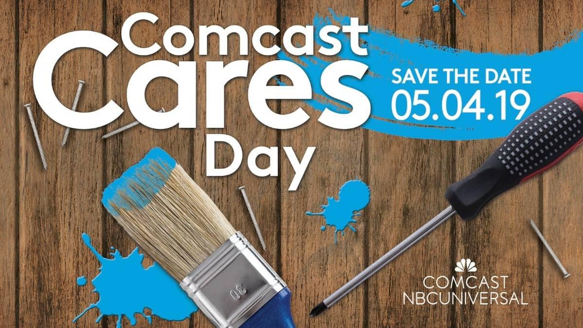 Comcast Cares Day