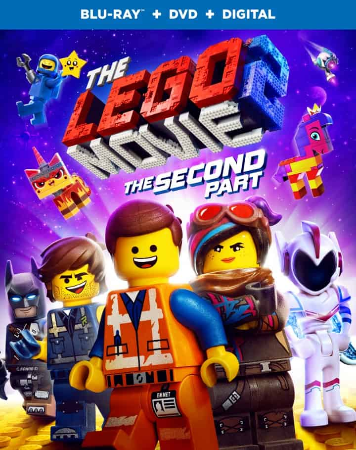 lego movie 2 box