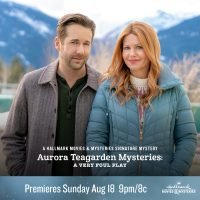 advertisement for Aurora Teagarden Mystery