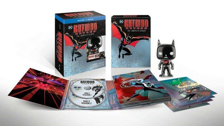 Batman Beyond series box art