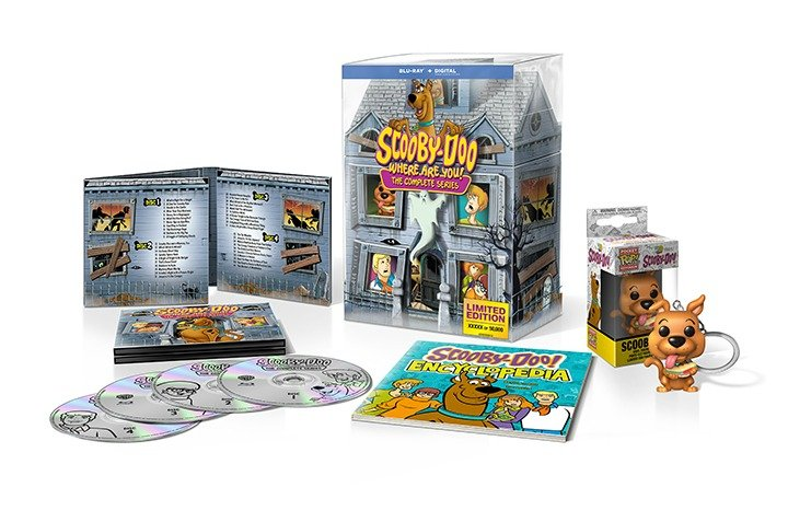 Scooby Doo Series collection