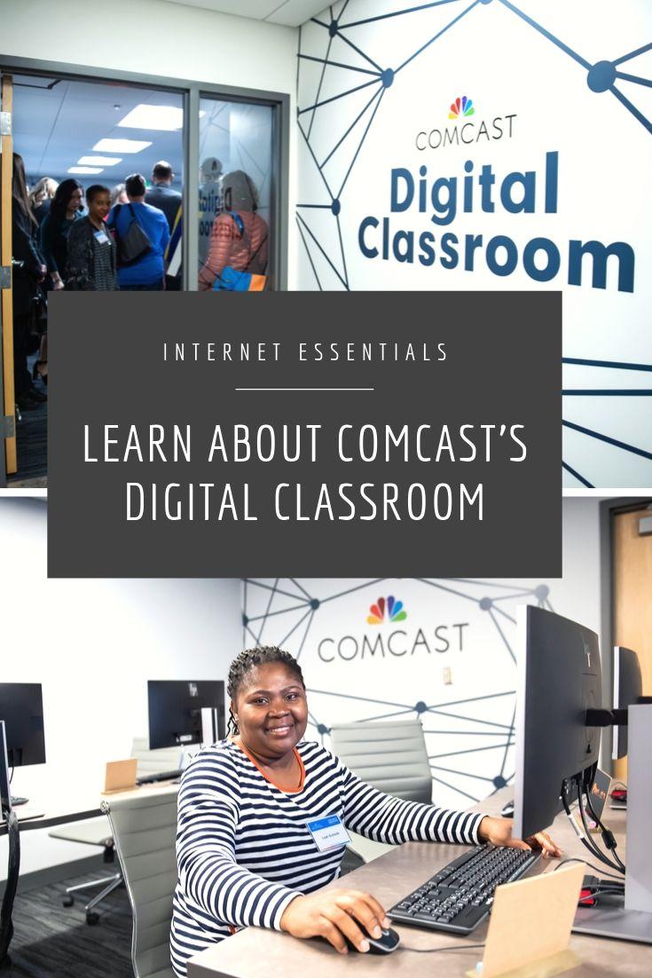 comcast digital classroom