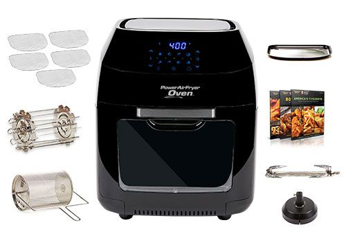powerxl airfryer and accessories