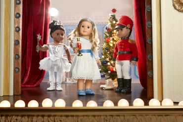 American Girl Nutcracker collection