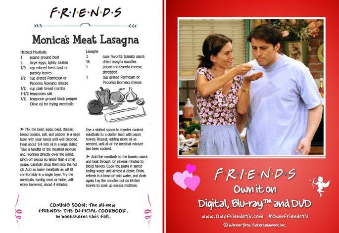 Monica's lasagna