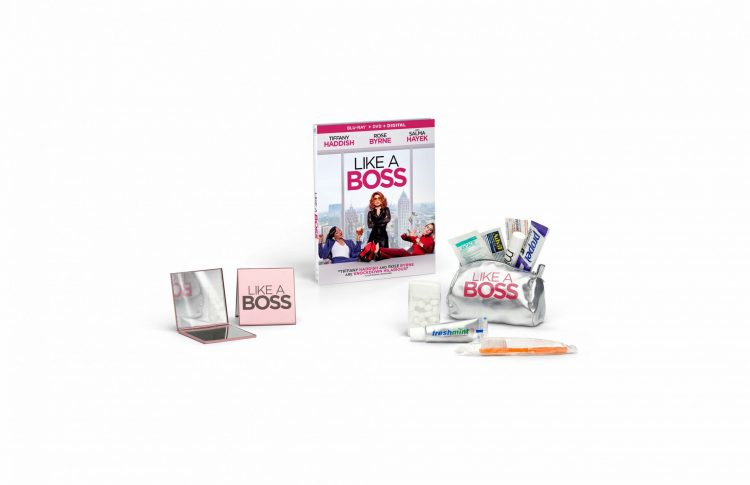 Like A Boss Giveaway Prize