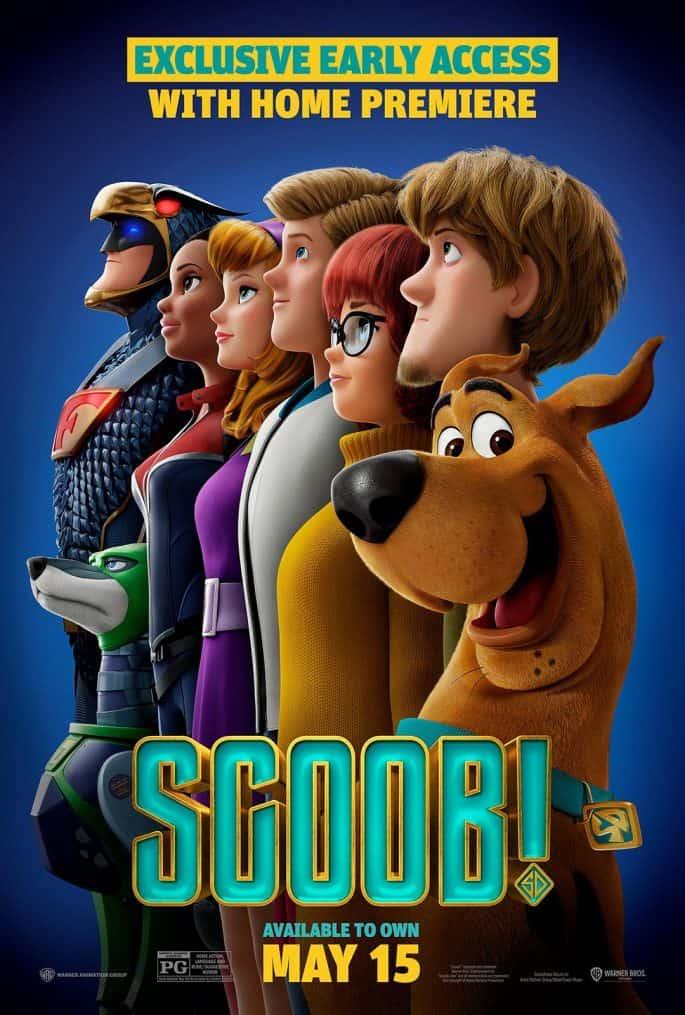 scoob home premiere poster