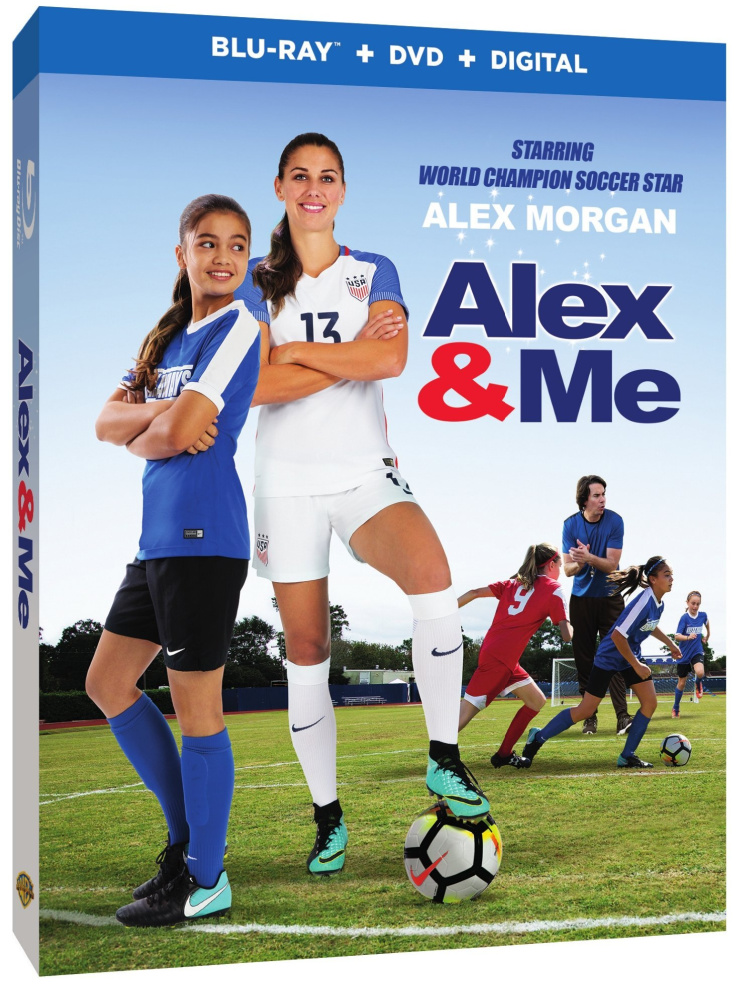 movie box for Alex and Me