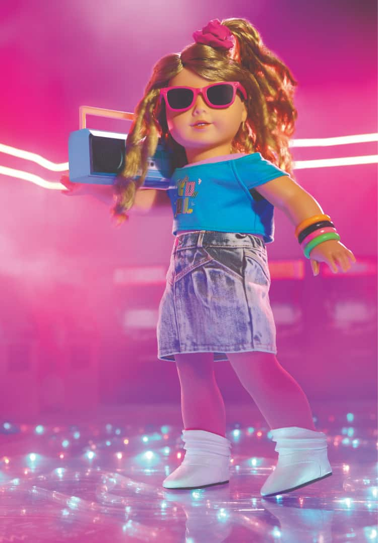 Courtney Moore American Girl with Boombox DS_HR
