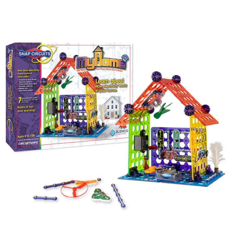 my home snap circuits