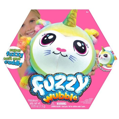 fuzzle wubble kitty corn toy picture