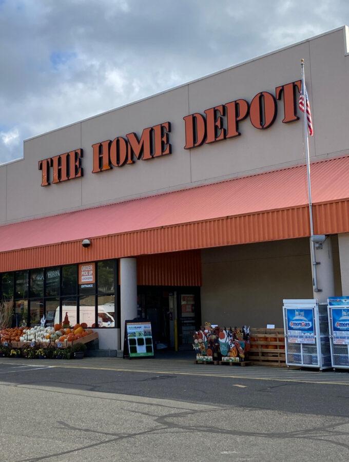 home depot on aurora avenue Seattle